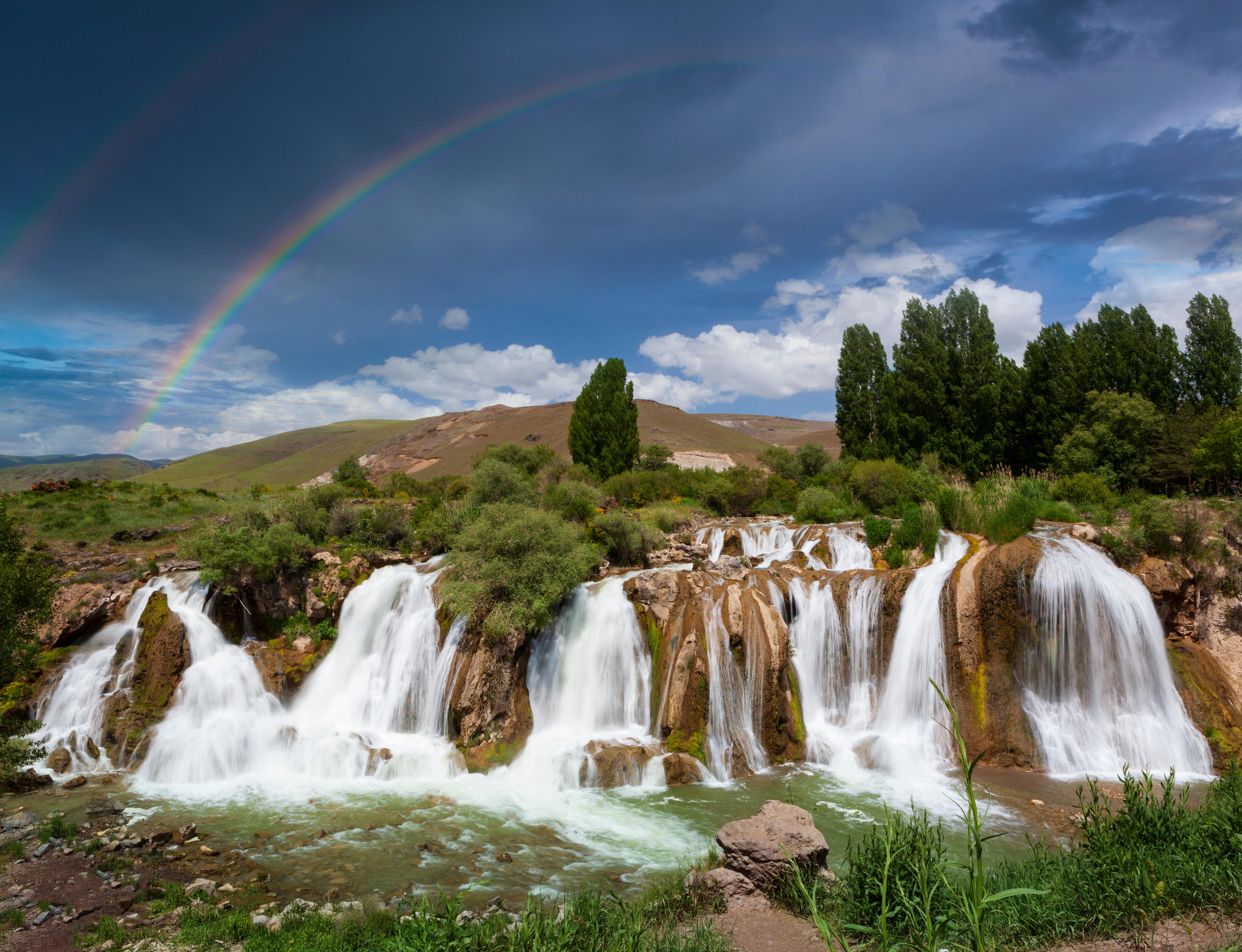 Muradiye,Waterfall,-,Van,-,Turkey